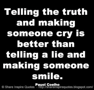 truth cry coelho